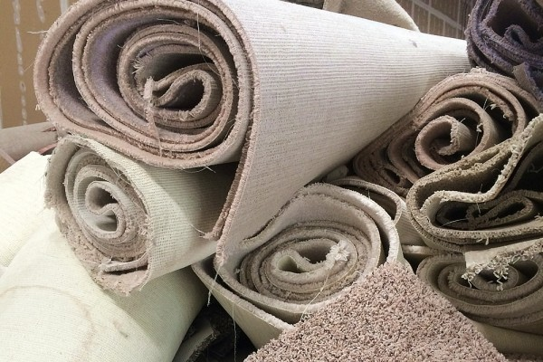 Picture of Recycling Carpet Pads